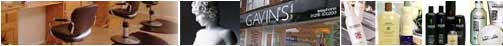 Gavin's Hair Studio contact us